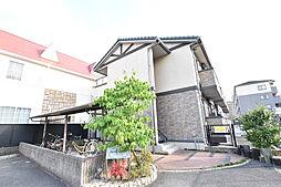 大阪府和泉市肥子町2丁目の賃貸アパートの外観