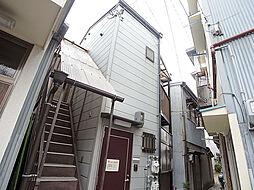 荒田ハウスの外見と内装のギャップに驚きです
