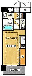 アイ・セレブ箱崎浪漫邸[505号室]の間取り