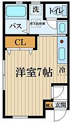 中央線 国分寺駅 徒歩9分