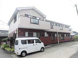 神奈川県綾瀬市蓼川3丁目の賃貸アパートの外観