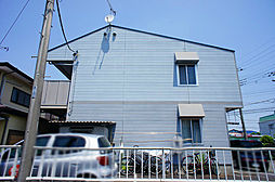 栃木県宇都宮市御幸ケ原町の賃貸アパートの外観