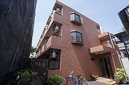 埼玉県和光市中央2丁目の賃貸マンションの外観