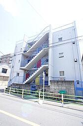 コーポ武田[201号室]の外観
