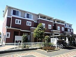 埼玉県さいたま市中央区円阿弥3丁目の賃貸アパートの外観