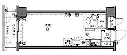 セルベコート笹塚[1階]の間取り