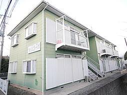 神奈川県伊勢原市桜台3丁目の賃貸アパートの外観