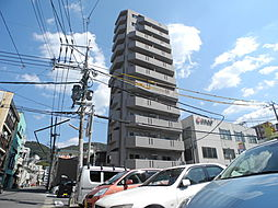 長崎県長崎市岩川町の賃貸マンションの外観