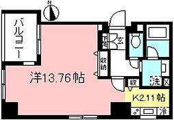 TARA[305号室]の間取り