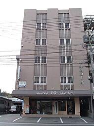 千本杉コーポ[502号室]の外観