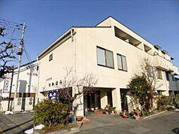栃木県宇都宮市宿郷5丁目の賃貸マンションの外観