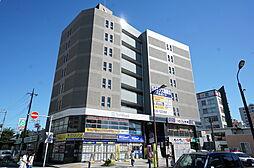 埼玉県朝霞市浜崎1丁目の賃貸マンションの外観