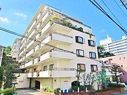 愛知県名古屋市名東区にじが丘1丁目の賃貸マンションの外観
