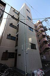 大阪府大阪市城東区中央1丁目の賃貸マンションの外観