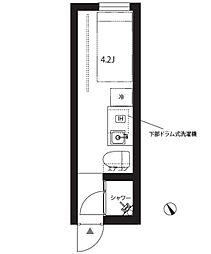 SW559[3階]の間取り
