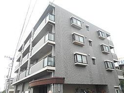 千葉県市川市鬼越2丁目の賃貸マンションの外観