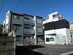 コスモ稲田堤[202号室]の外観