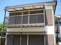 コーポ倉島[1階]の外観
