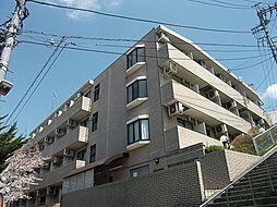 ペガサスマンション百合丘[1階]の外観
