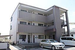 愛知県岡崎市井内町字桜井丁目の賃貸マンションの外観