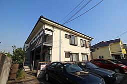 ハイツ柿澤[1階]の外観