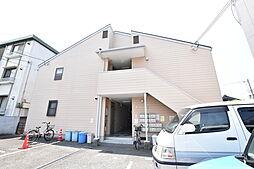 大阪府堺市中区深井沢町の賃貸アパートの外観