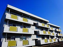 クレメントハウス[201号室]の外観