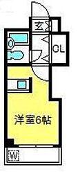 M&K第一ビル[301号室]の間取り