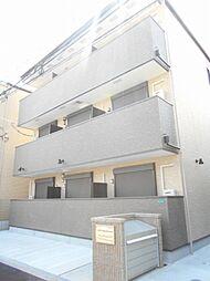 アッシュメゾン加美正覚寺V[3階]の外観