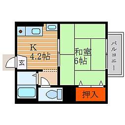 南彦根駅 3.2万円