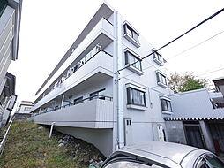 神奈川県綾瀬市大上3丁目の賃貸マンションの外観
