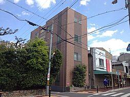 大阪府豊中市本町3丁目の賃貸マンションの外観