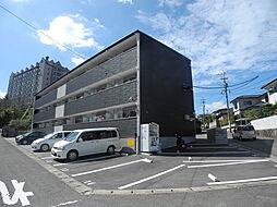 長崎県長崎市新戸町3丁目の賃貸アパートの外観