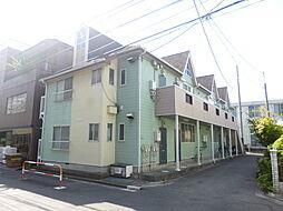 サンファスト足立[102号室]の外観