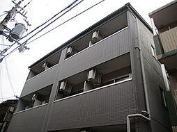 アーバンライフ上新庄[2階]の外観