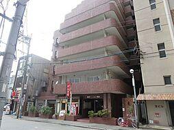 皐月マンション博多[9階]の外観