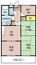 第2JSビル[2階]の間取り