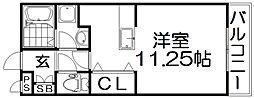コンフォルト忍ヶ丘[3階]の間取り