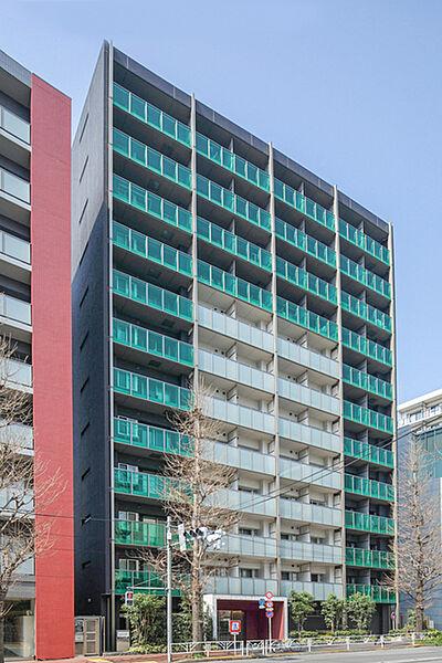 パークハビオ渋谷神山町[504号室]の外観