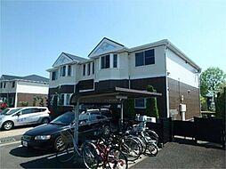 神奈川県相模原市緑区川尻の賃貸アパートの外観