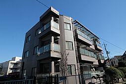 ブリリアントスクウェア[3階]の外観