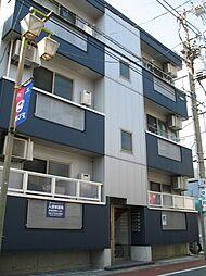 シルベール大井町[1001号室]の外観