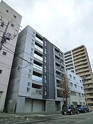 北海道札幌市中央区北五条西14丁目の賃貸マンションの外観