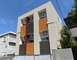 千葉県柏市北柏2丁目の賃貸アパートの外観