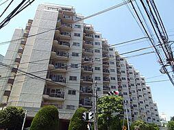 東京都北区東十条3丁目の賃貸マンションの外観