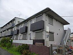 埼玉県さいたま市見沼区東大宮3丁目の賃貸アパートの外観
