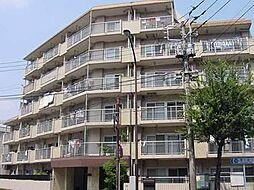 サンハイム茂呂[6階]の外観