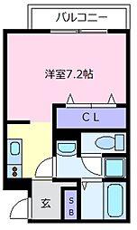 Fstyle上田7丁目[1階]の間取り