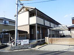 滋賀県大津市和邇高城の賃貸アパートの外観