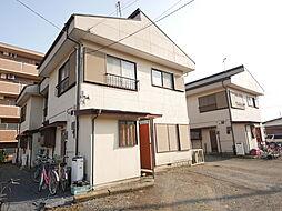 神奈川県厚木市飯山の賃貸アパートの外観